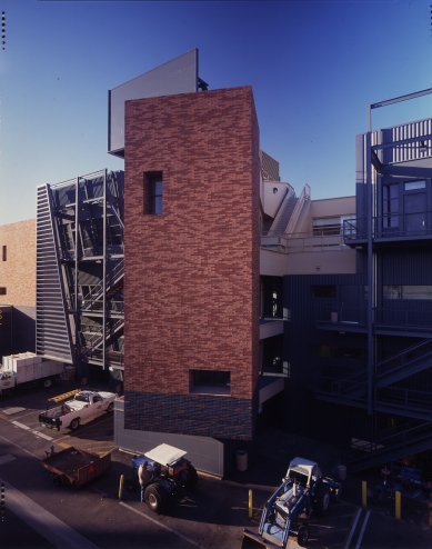 Jones; Partners: Architecture; UCLA'sChiller Plant