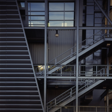 Jones; Partners: Architecture; UCLA'sChiller Plantre